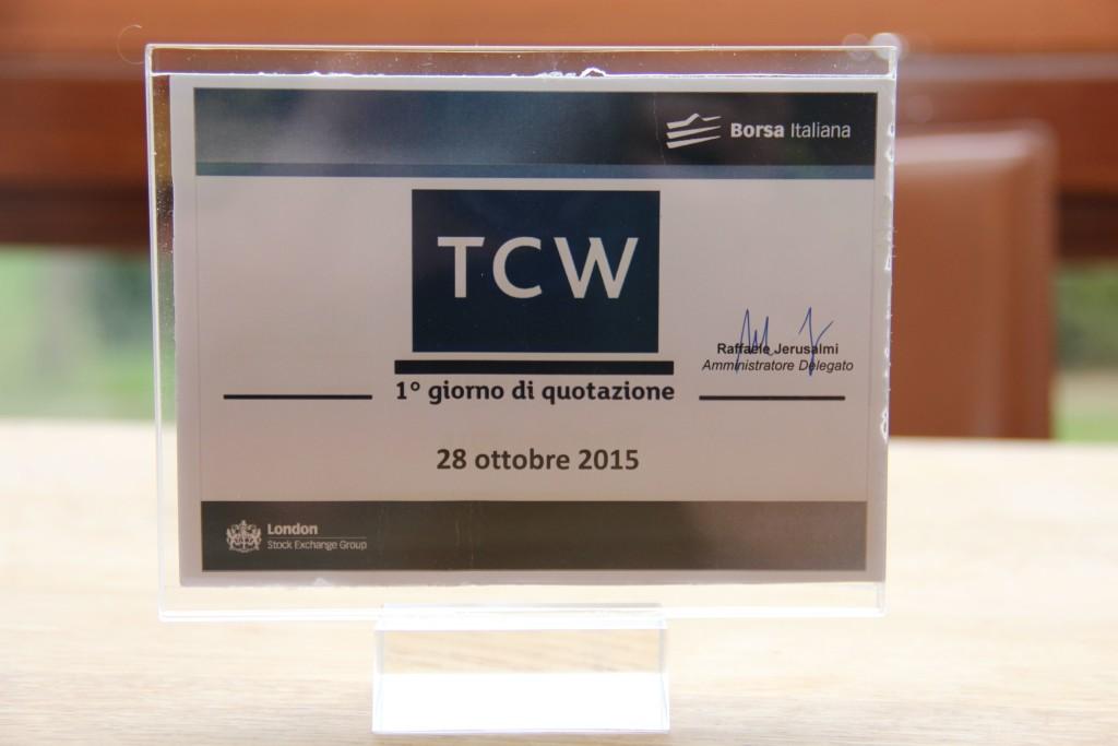 TCW Tombstone